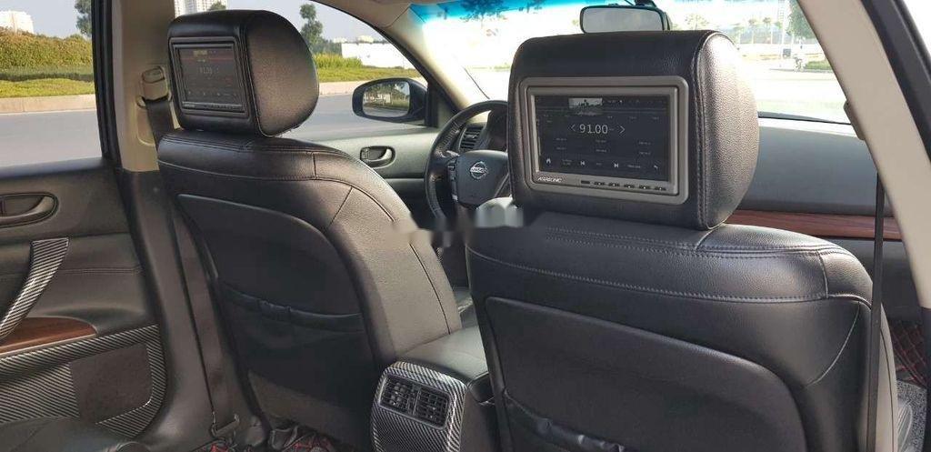 Cần bán xe Nissan Teana sản xuất 2010, màu trắng, nhập khẩu, giá 416tr (7)