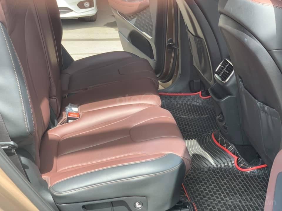 Cần bán nhanh với giá thấp chiếc Hyundai Santa Fe 2020 2.4AT đời 2020, xe còn mới (8)