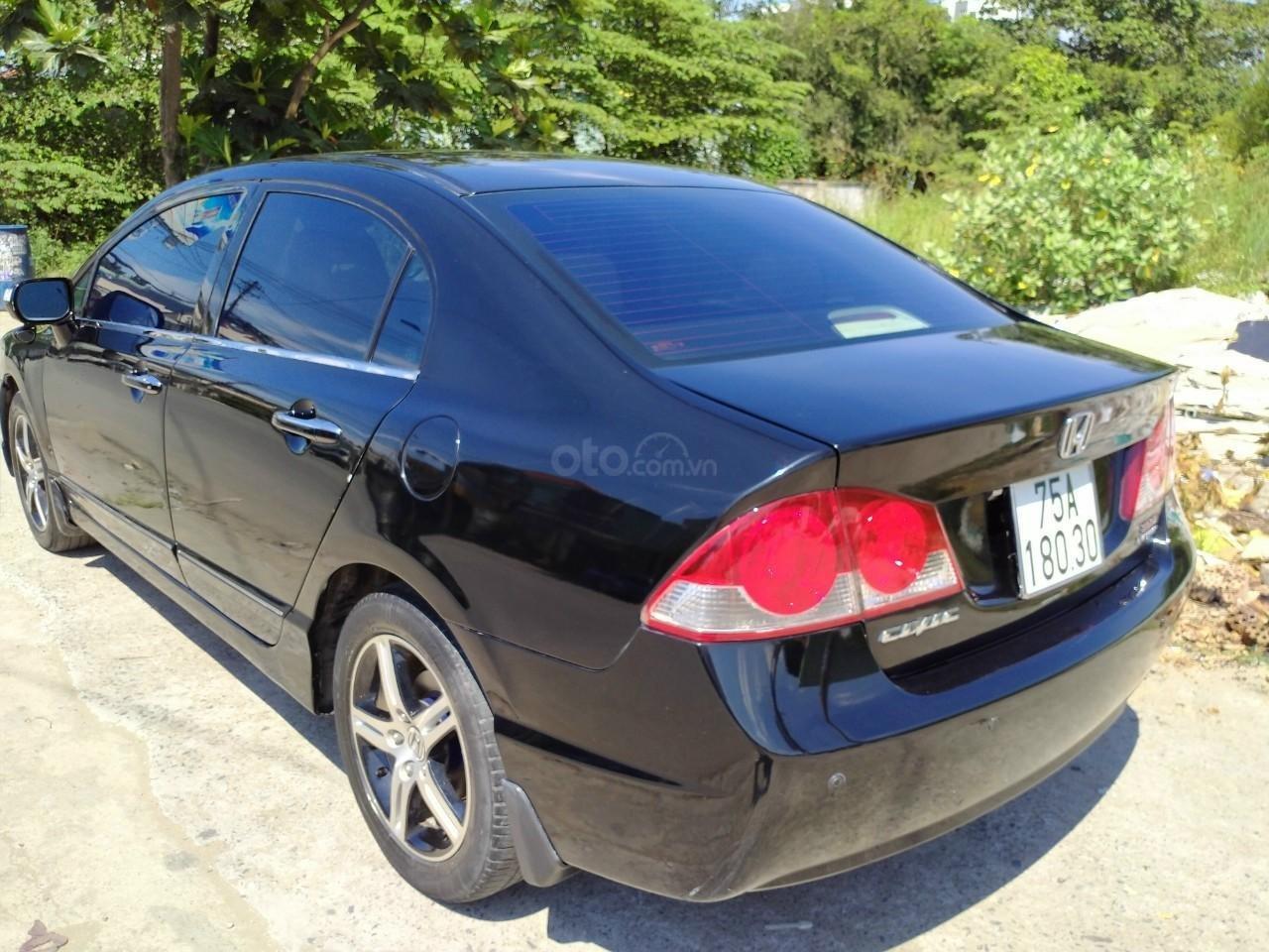 Honda Civic 2.0 AT 2006, bản đủ, cửa sổ trời, số tự động (2)