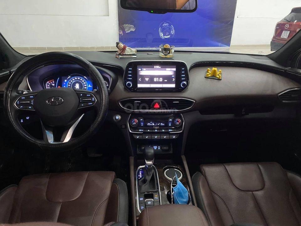 Hyundai Santafe Premum 2019 bản cao cấp nhất (4)