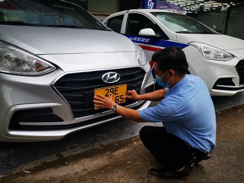 5 quy định mới cần nắm rõ về đăng kí ô tô từ Thông tư 58