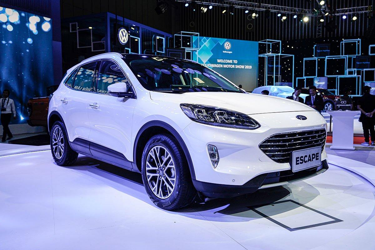 Ford Escape sẽ trở lại thị trường Việt vào năm sau 1