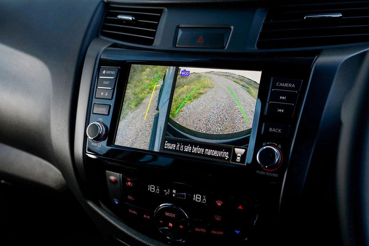 Ảnh : Camera 360 độ xe Nissan Navara 2021