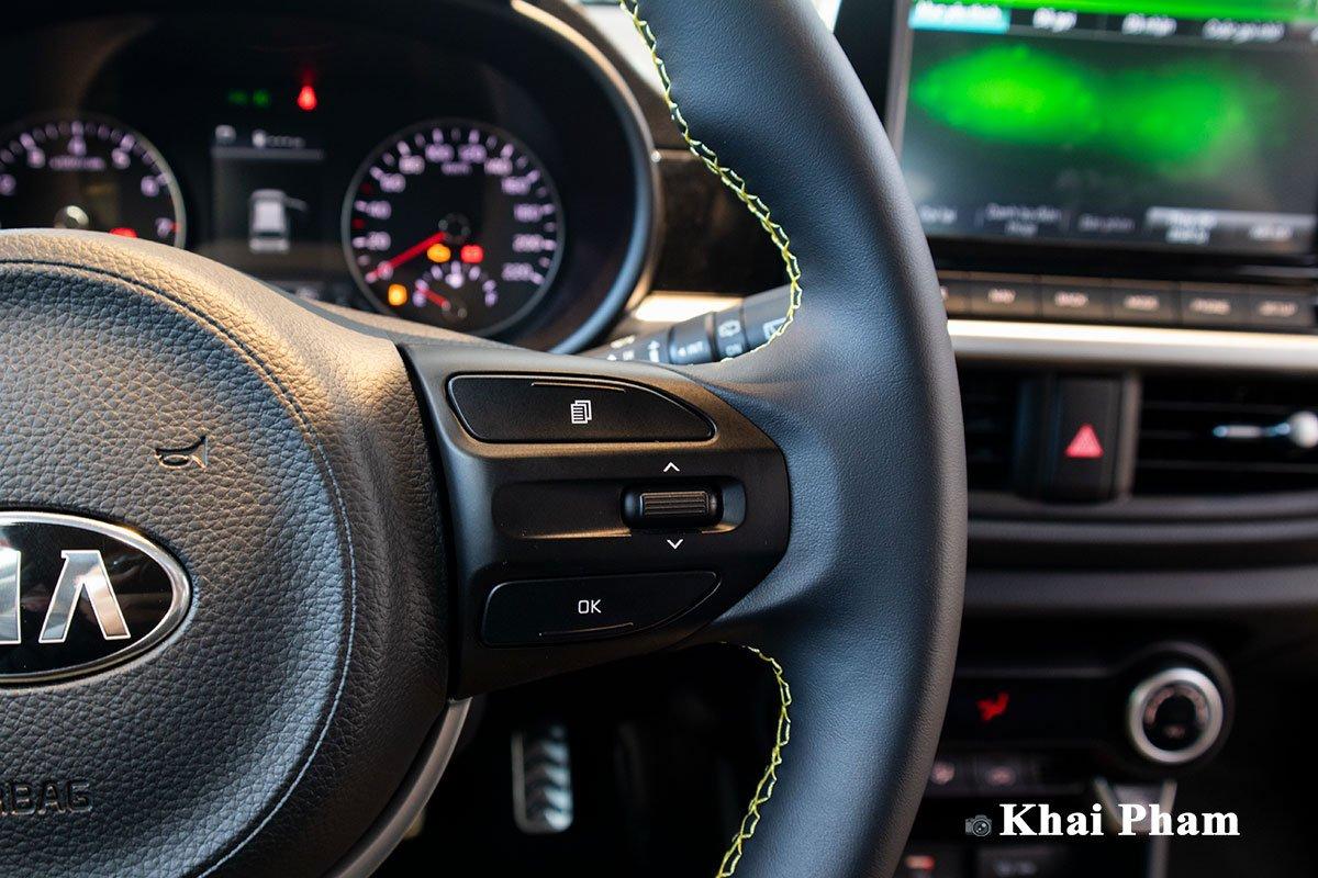 Ảnh Nút bấm xe Kia Morning 2020 a1