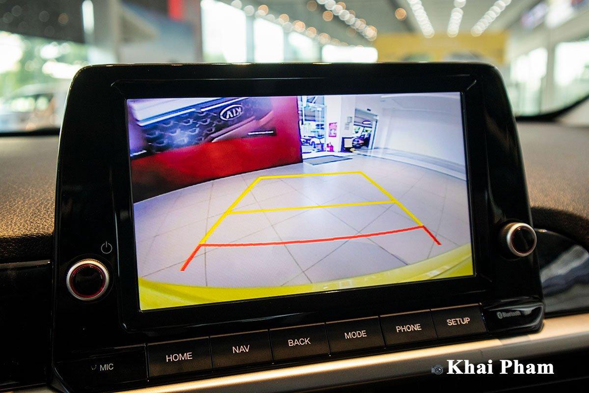 Ảnh Camera xe Kia Morning 2020