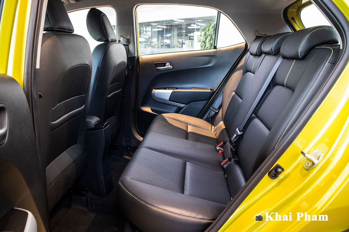 Ảnh Ghế sau xe Kia Morning 2020