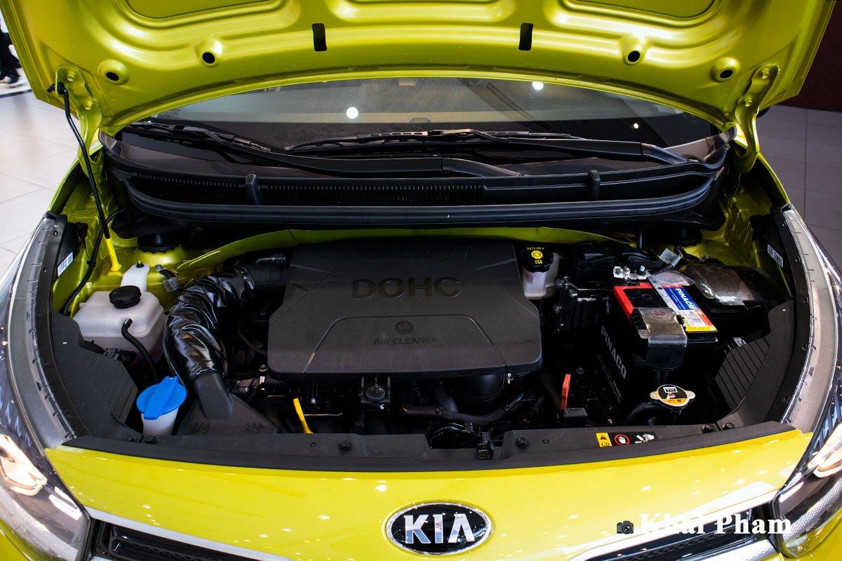 Ảnh Động cơ xe Kia Morning 2020
