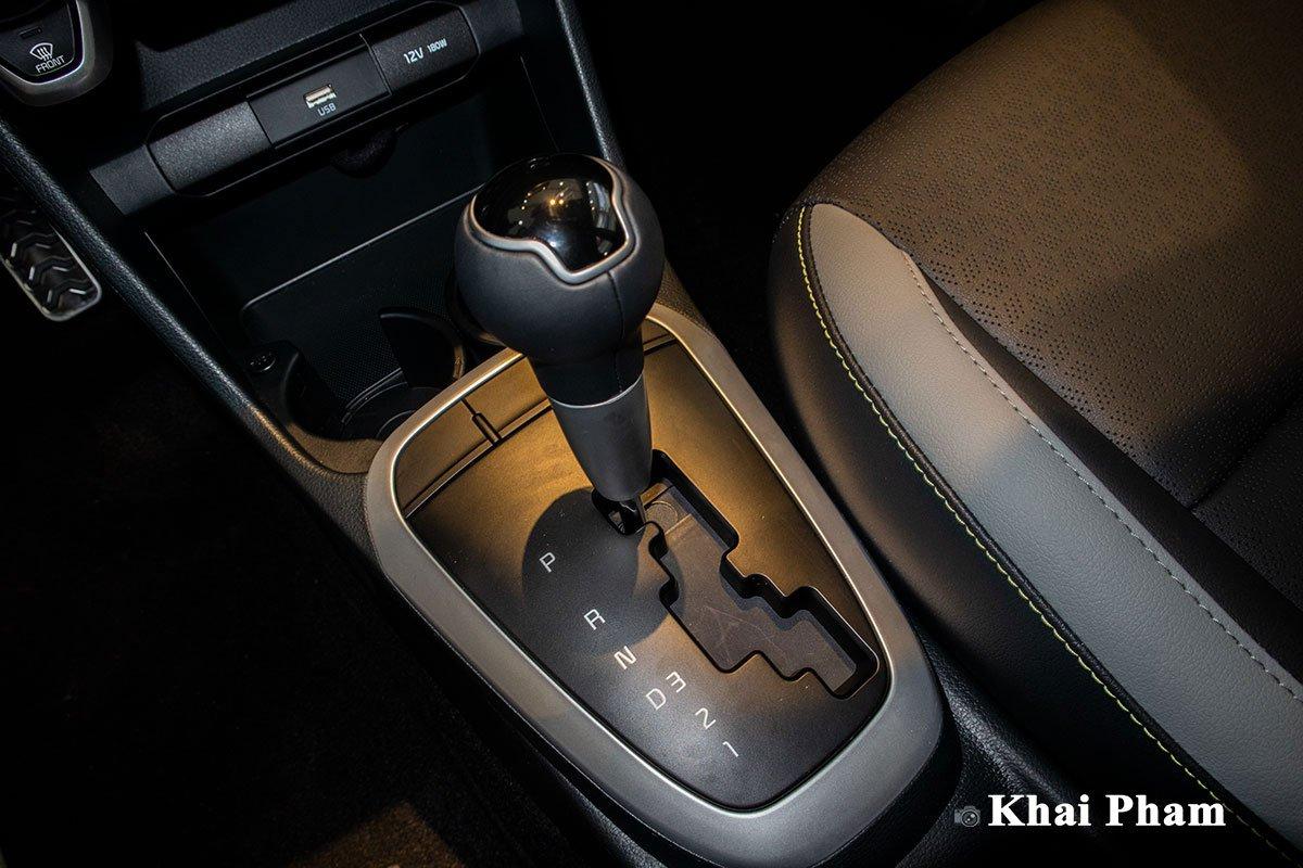 Ảnh Cần số xe Kia Morning 2020