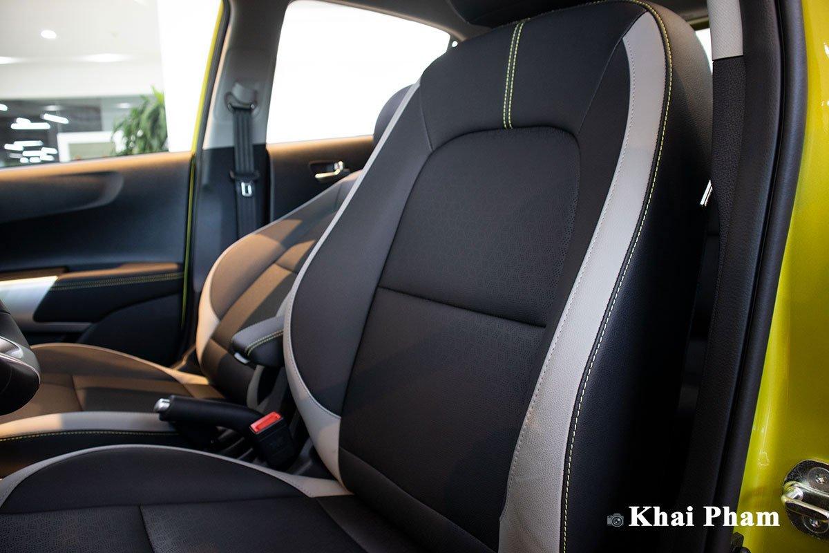 Ảnh Chất liệu ghế xe Kia Morning 2020 a1