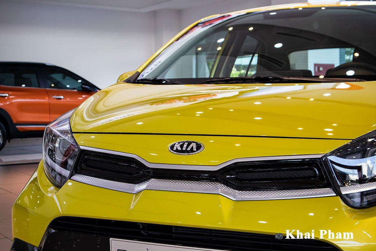 Ảnh Lưới tản nhiệt xe Kia Morning 2020