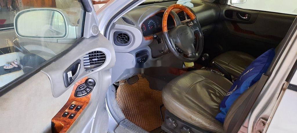 Bán ô tô Hyundai Santa Fe năm 2004, xe nhập (2)