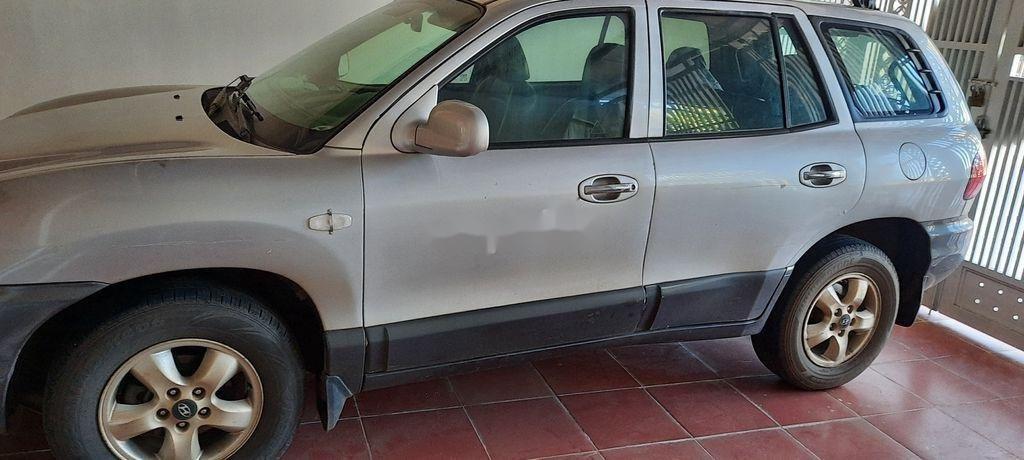 Bán ô tô Hyundai Santa Fe năm 2004, xe nhập (1)