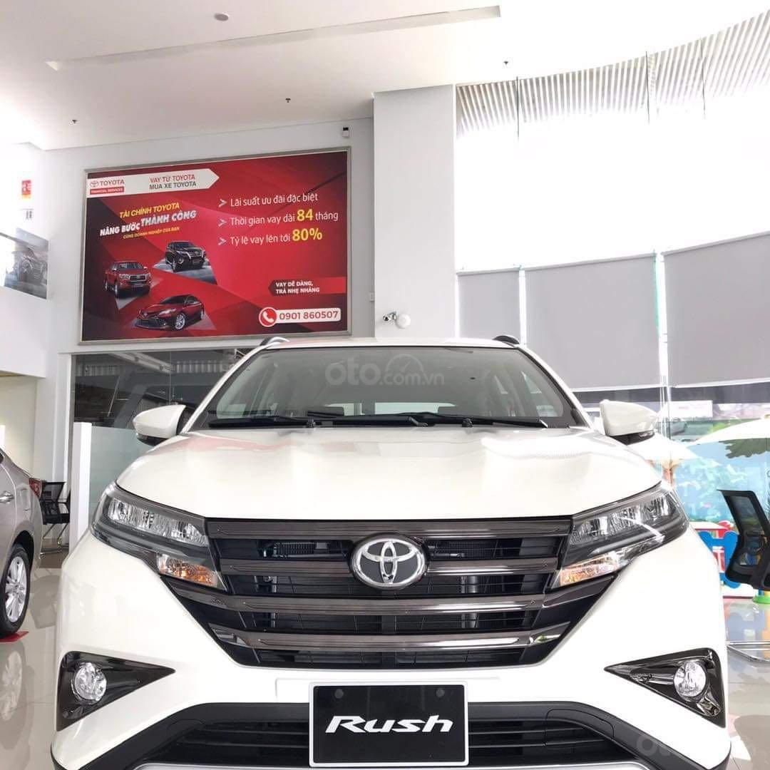 Toyota Rush - tặng ngay 2 năm bảo hiểm thân vỏ  (1)