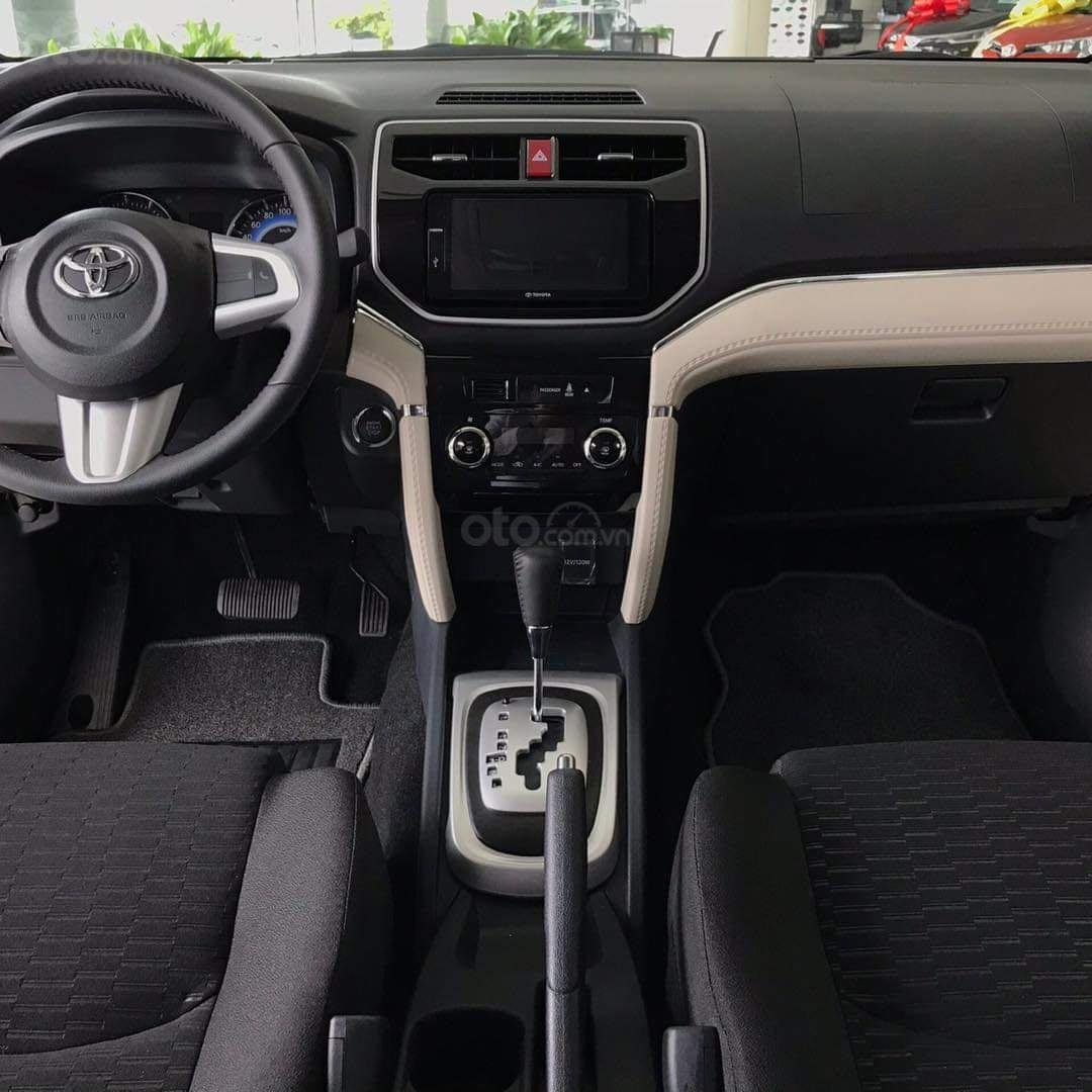 Toyota Rush - tặng ngay 2 năm bảo hiểm thân vỏ  (5)