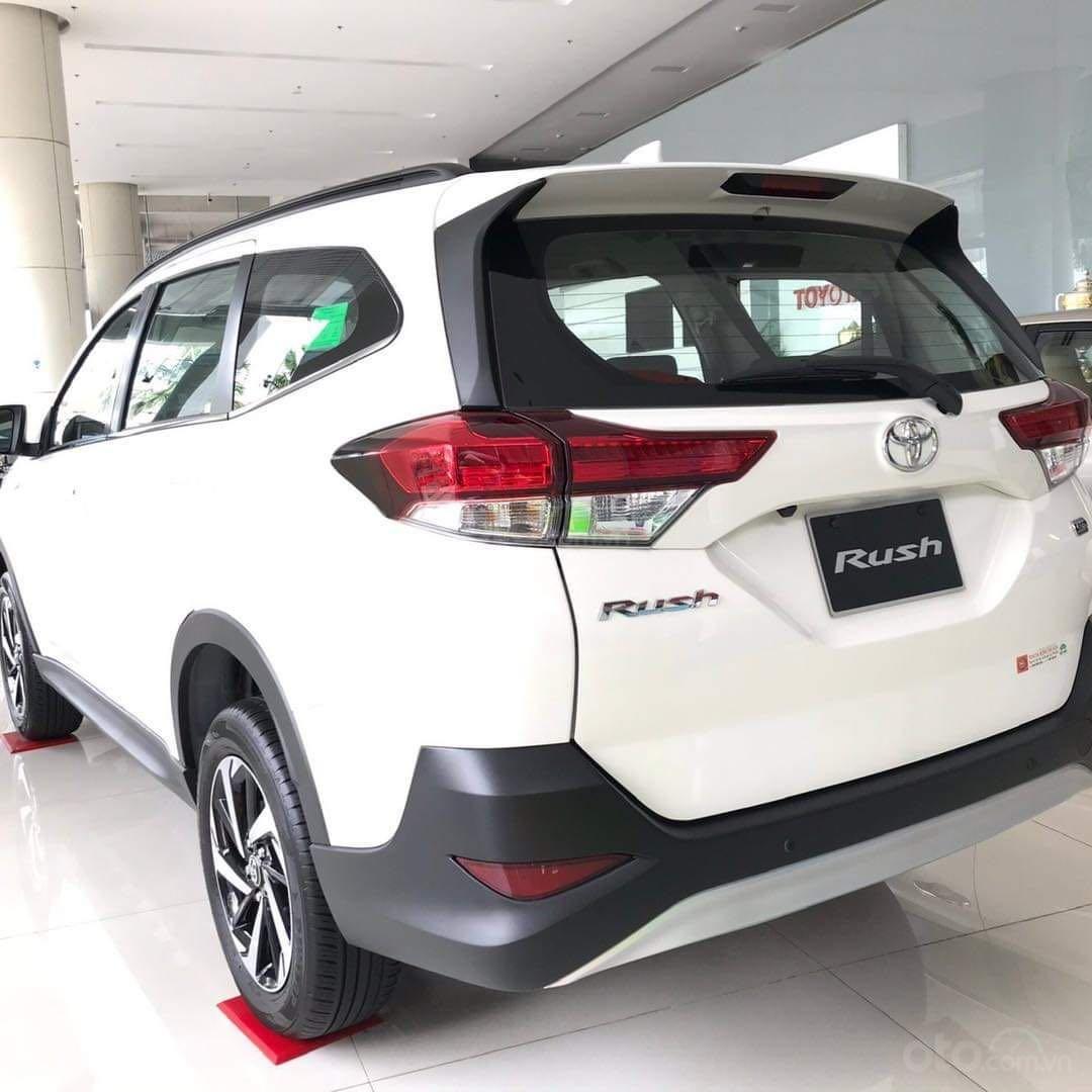 Toyota Rush - tặng ngay 2 năm bảo hiểm thân vỏ  (4)