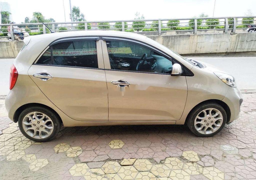 Bán xe Kia Picanto 2012, chính chủ ít sử dụng (2)