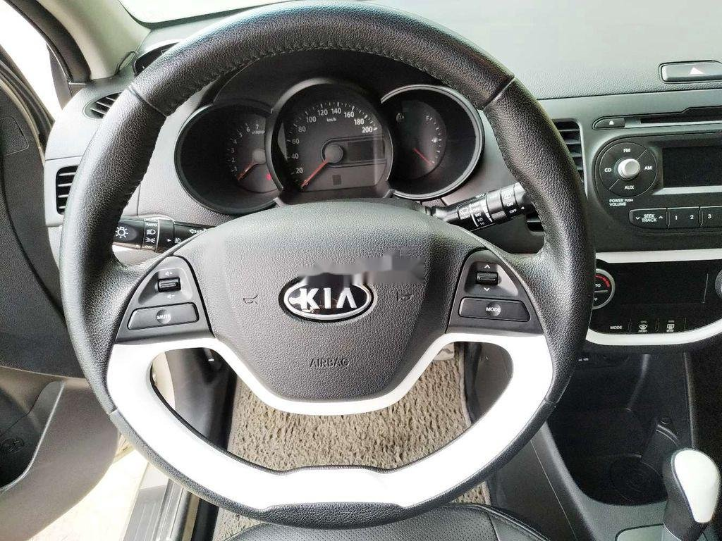 Bán xe Kia Picanto 2012, chính chủ ít sử dụng (6)