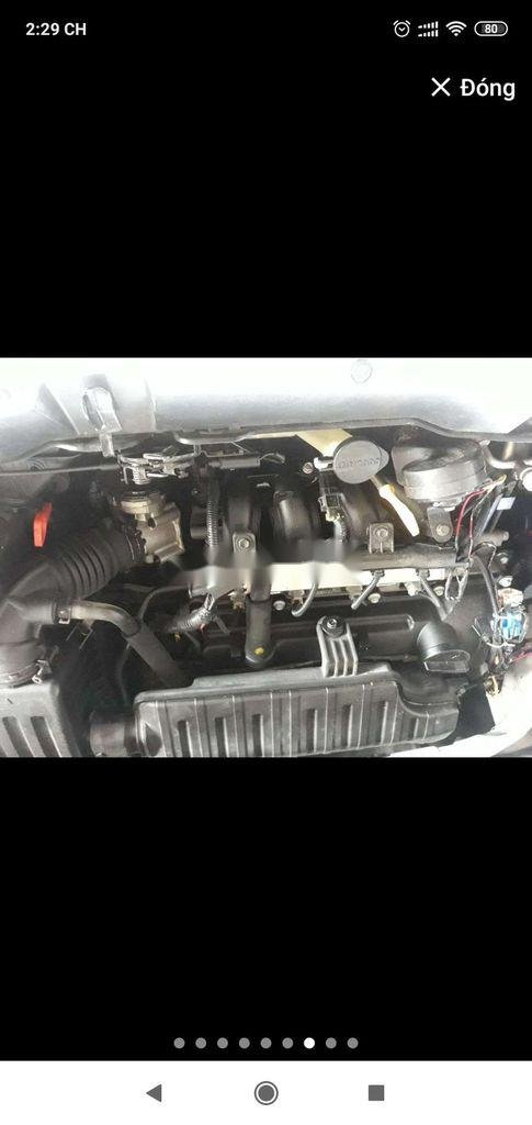 Bán xe Kia Picanto 2012, chính chủ ít sử dụng (12)