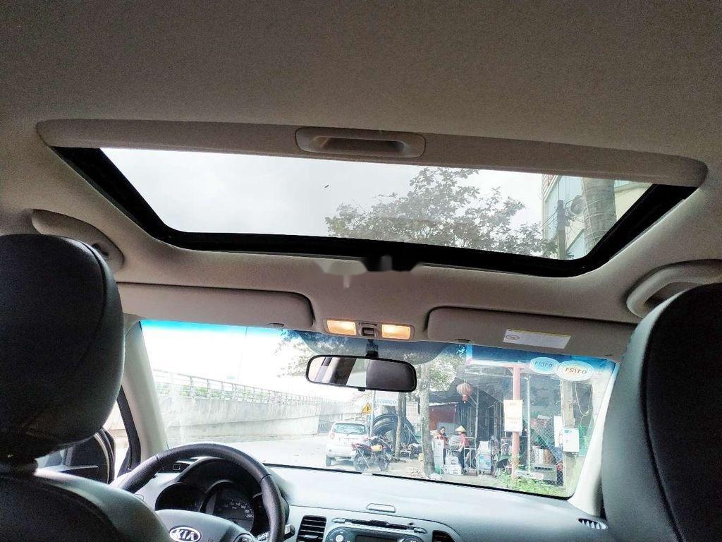 Bán xe Kia Picanto 2012, chính chủ ít sử dụng (8)
