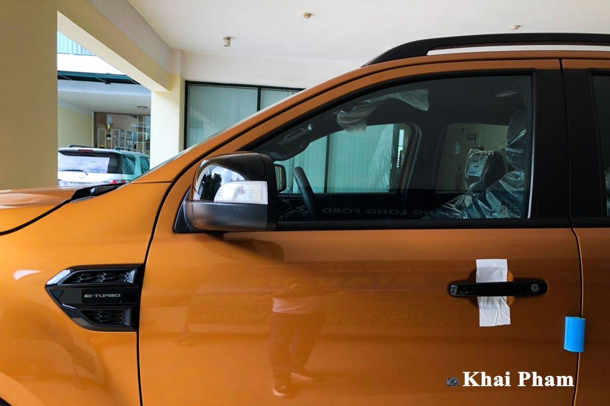 Ford Ranger 2021 đã lộ diện hoàn toàn tại Việt Nam, thể thao hơn để tiếp tục thống trị phân khúc a8