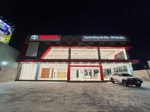 Toyota Đông Sài Gòn - CN Thủ Đức (2)