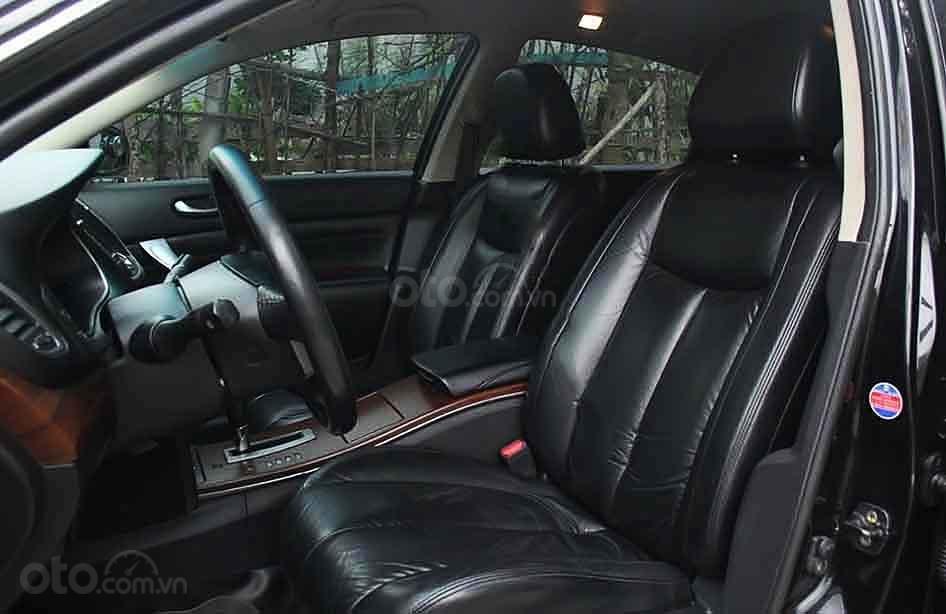 Cần bán Nissan Teana đời 2010, màu đen, nhập khẩu, giá chỉ 395 triệu (4)