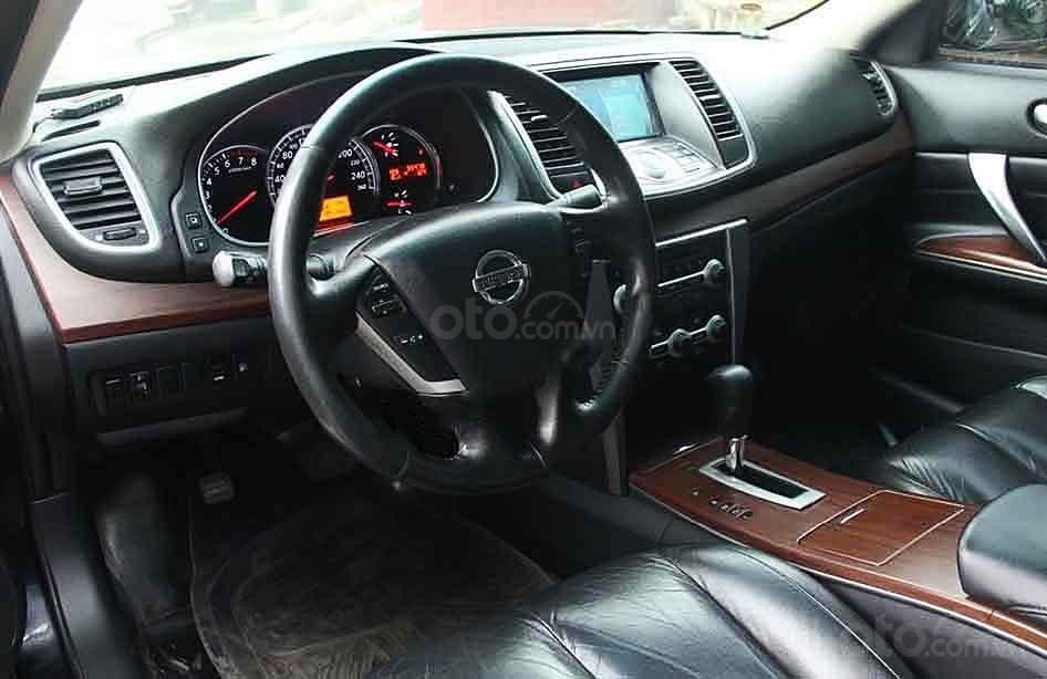 Cần bán Nissan Teana đời 2010, màu đen, nhập khẩu, giá chỉ 395 triệu (2)