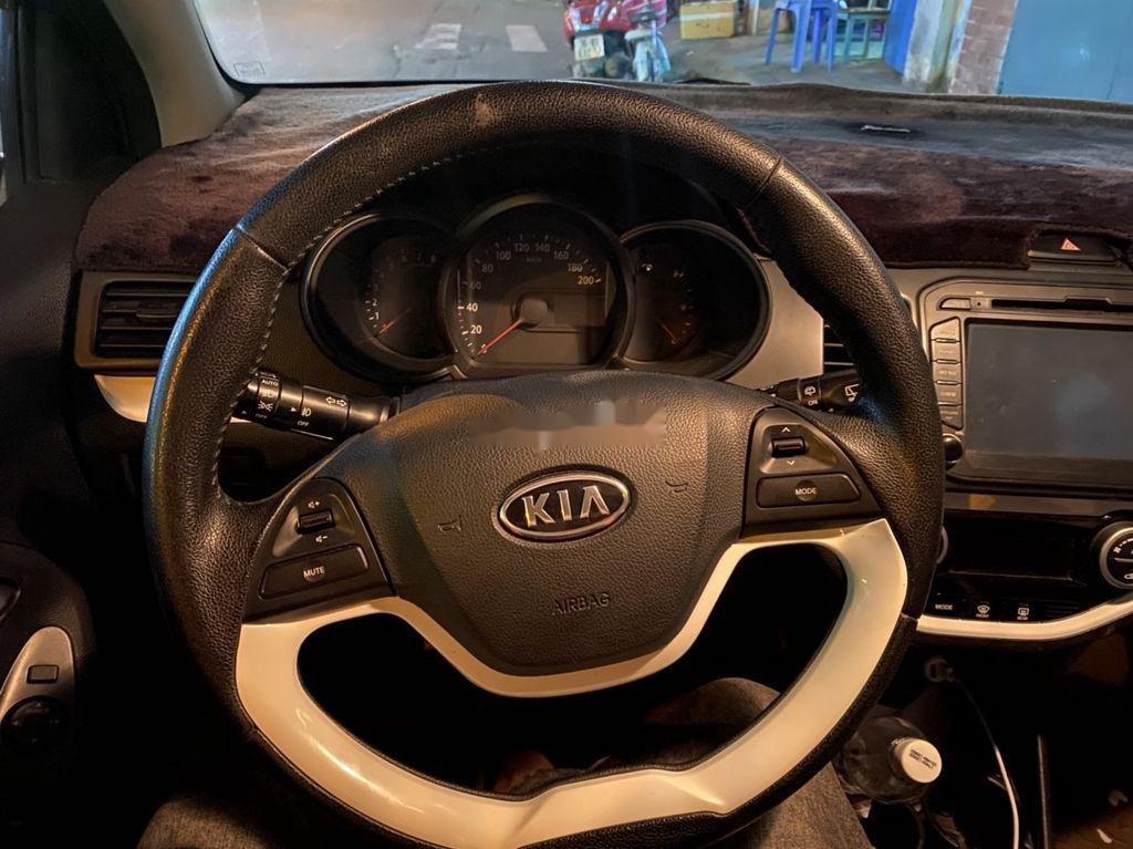 Bán xe Kia Picanto năm sản xuất 2013, giá chỉ 210 triệu (7)