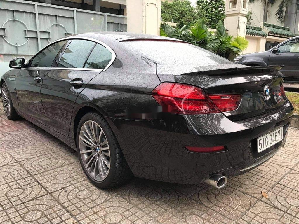 Bán BMW 6 Series 640i sản xuất 2016, xe nhập, xe chính chủ còn mới (3)