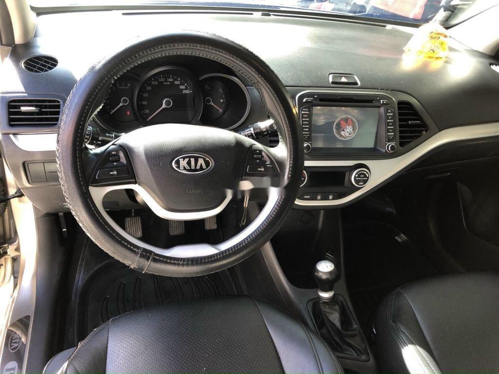 Cần bán gấp Kia Picanto sản xuất năm 2014 còn mới, 245tr (4)