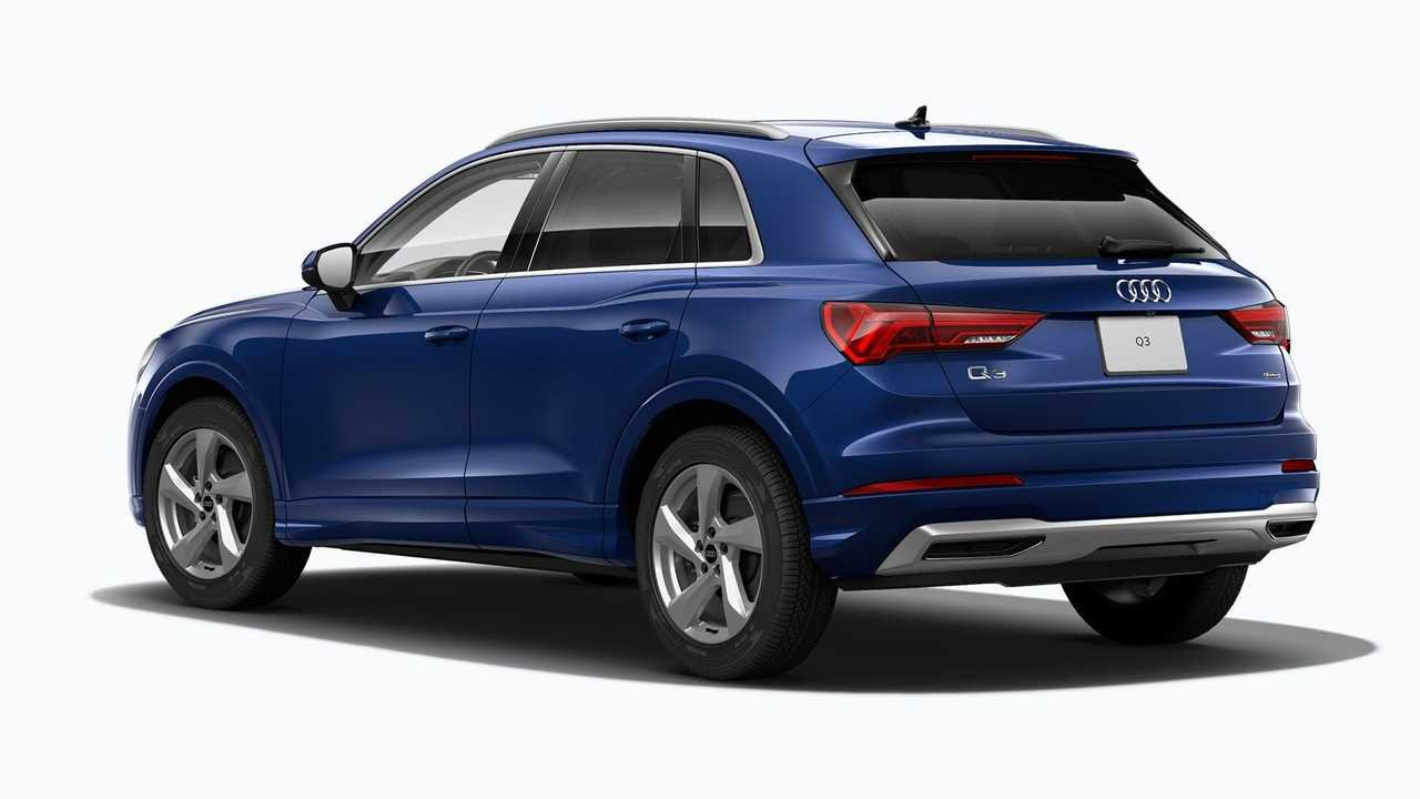 Biến thể giá rẻ Audi Q3 2021 sẽ là 1 lựa chọn cực kỳ đáng cân nhắc.