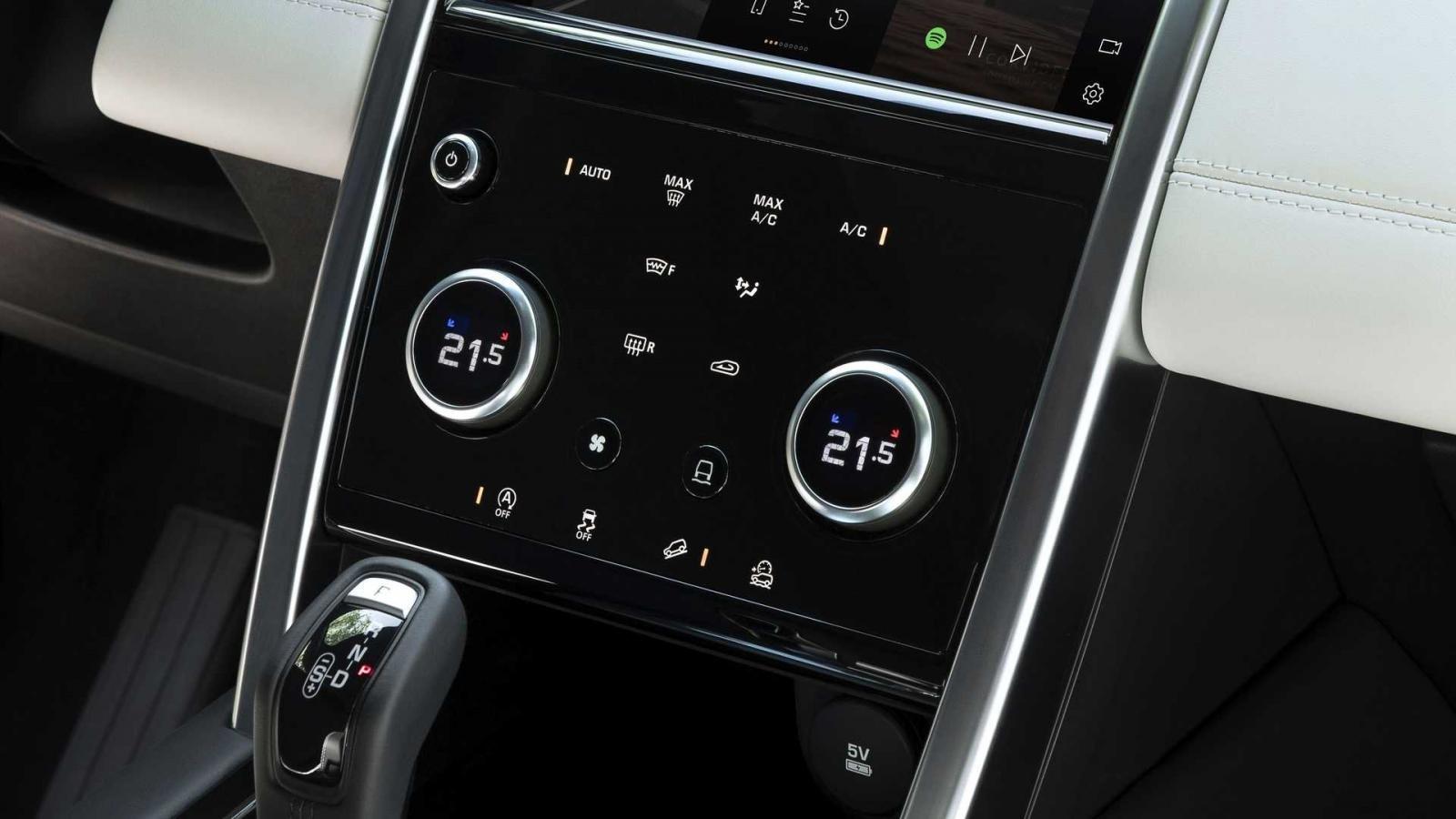 Land Rover Discovery Sport 2021 nâng cấp - 3.