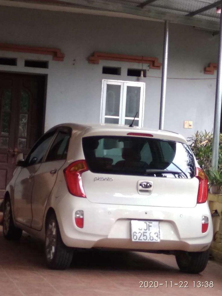 Bán ô tô Kia Picanto năm 2013, nhập khẩu nguyên chiếc, 300tr (2)