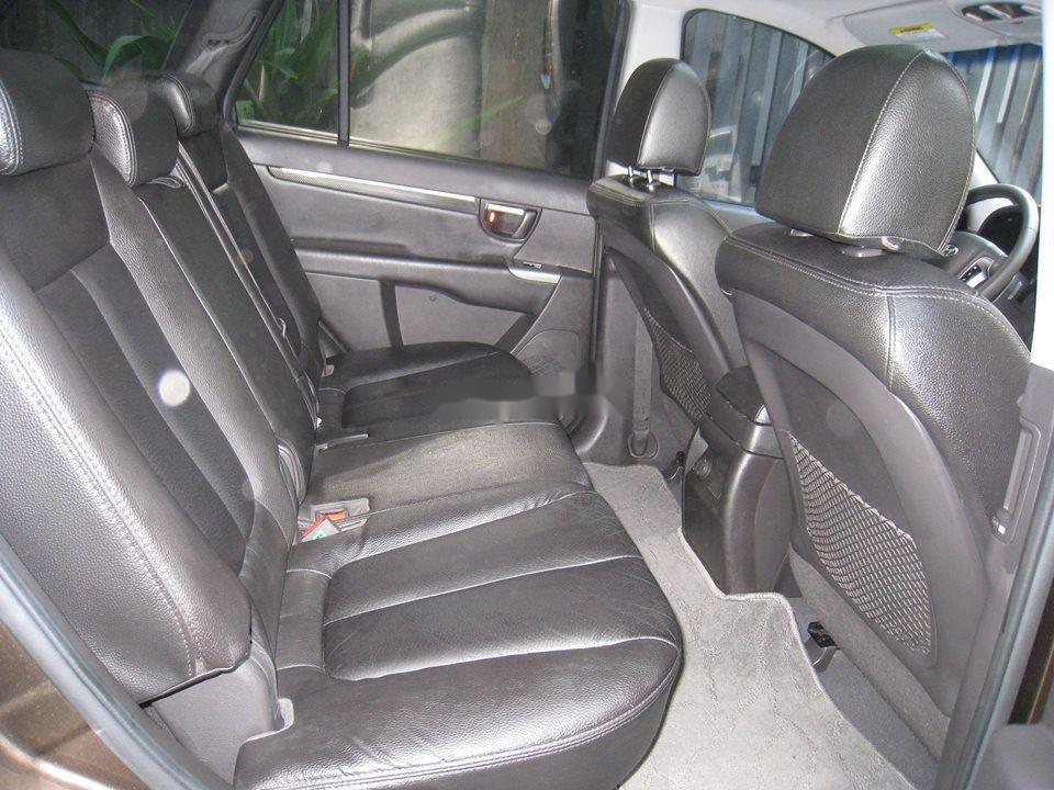 Bán Hyundai Santa Fe đời 2012, màu nâu, nhập khẩu chính chủ, 577 triệu (9)