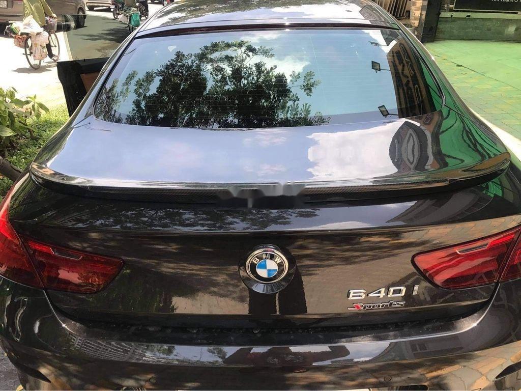 Bán BMW 6 Series 640i sản xuất 2016, xe nhập, xe chính chủ còn mới (2)