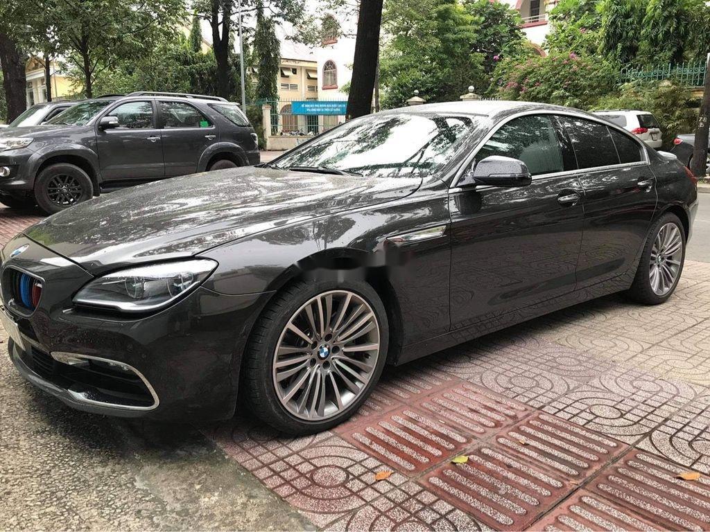Bán BMW 6 Series 640i sản xuất 2016, xe nhập, xe chính chủ còn mới (4)