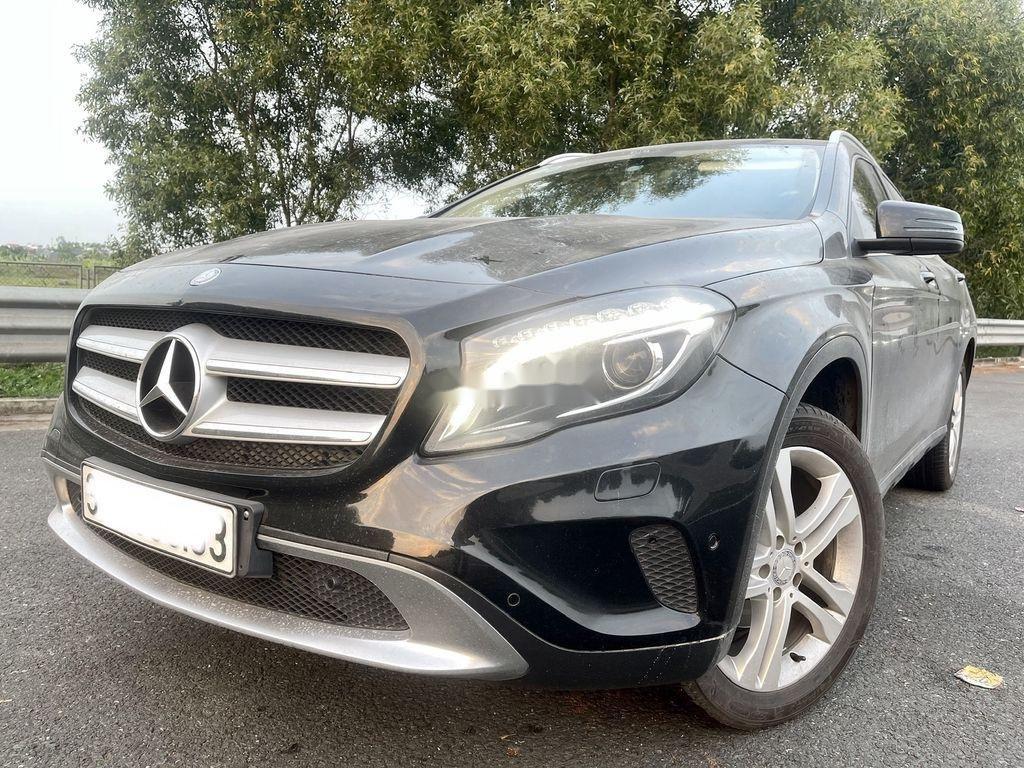 Cần bán Mercedes GLA-Class năm 2015 còn mới (12)