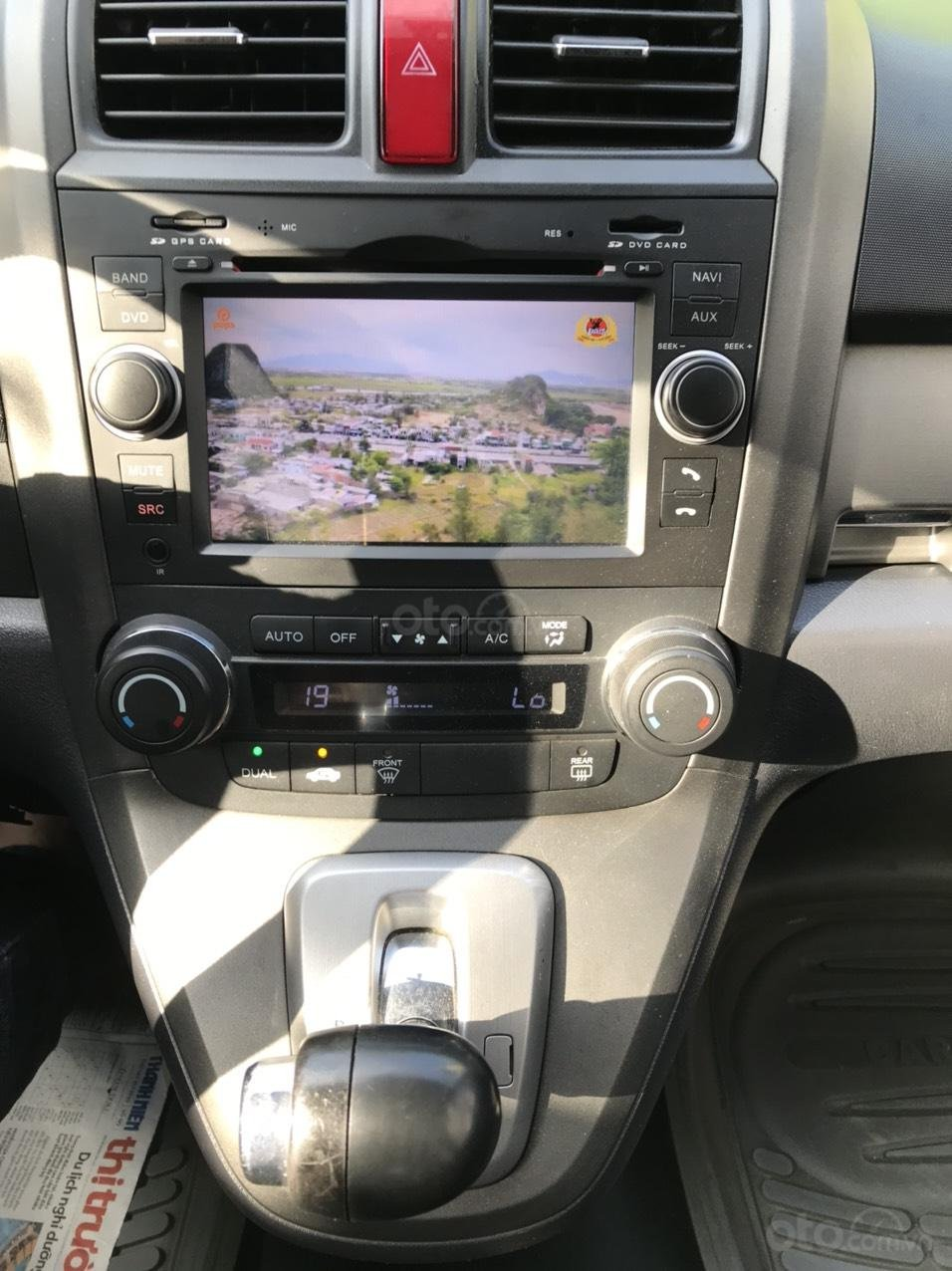 Cần bán xe honda CRV, đăng kí 2011, màu xám, 440 triệu (6)