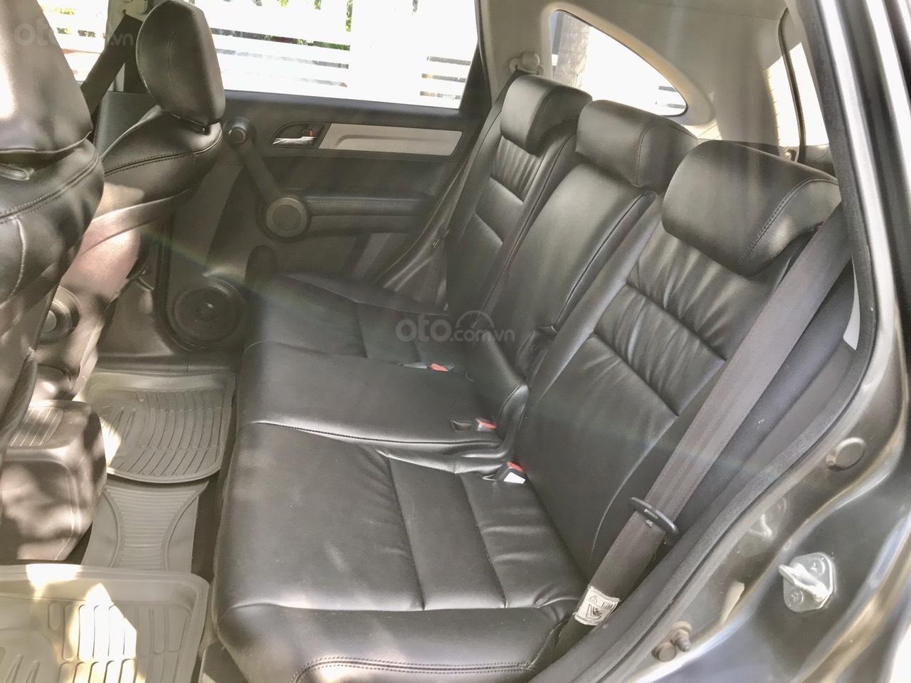Cần bán xe honda CRV, đăng kí 2011, màu xám, 440 triệu (8)