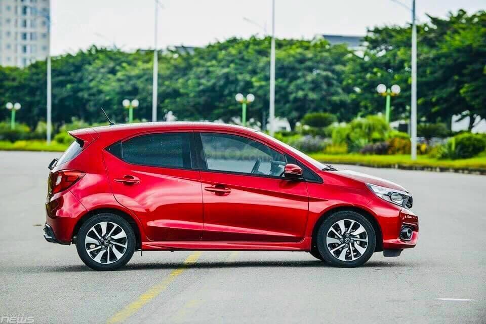 Cuối năm Honda Brio giảm cực mạnh, nhận ngay tiền mặt (2)