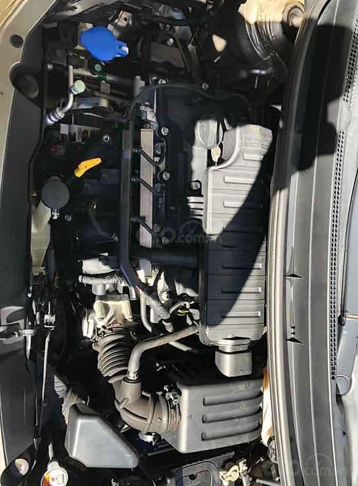 Bán Kia Picanto đời 2014, màu vàng, nhập khẩu còn mới, giá 245tr (2)