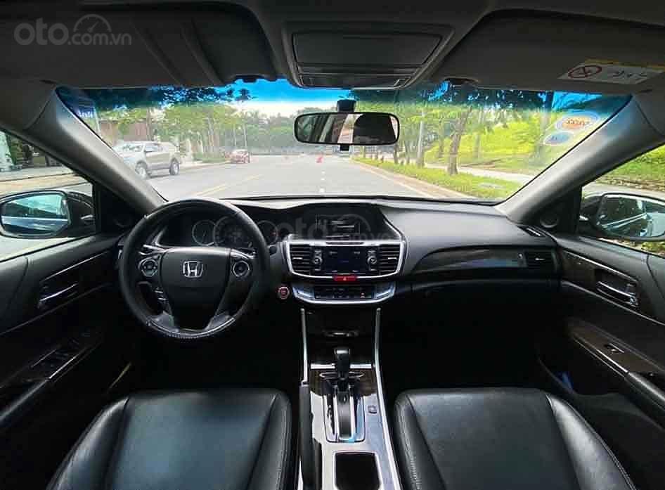 Bán Honda Accord năm sản xuất 2014, màu đen, nhập khẩu nguyên chiếc còn mới (6)