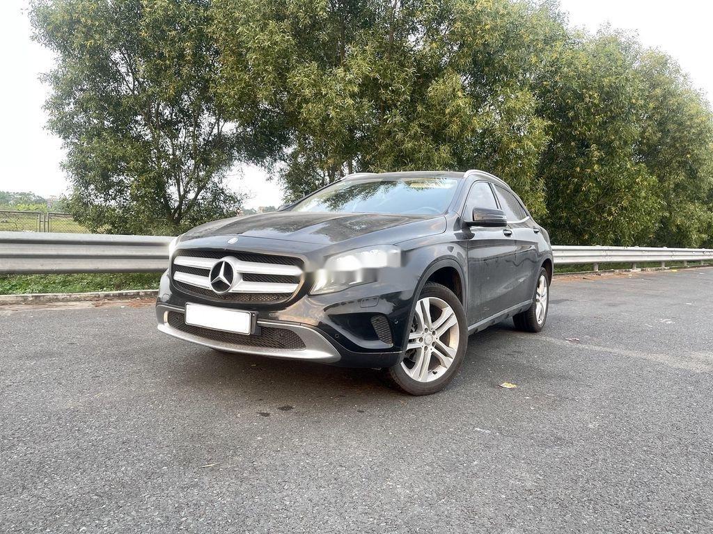 Cần bán Mercedes GLA-Class năm 2015 còn mới (9)