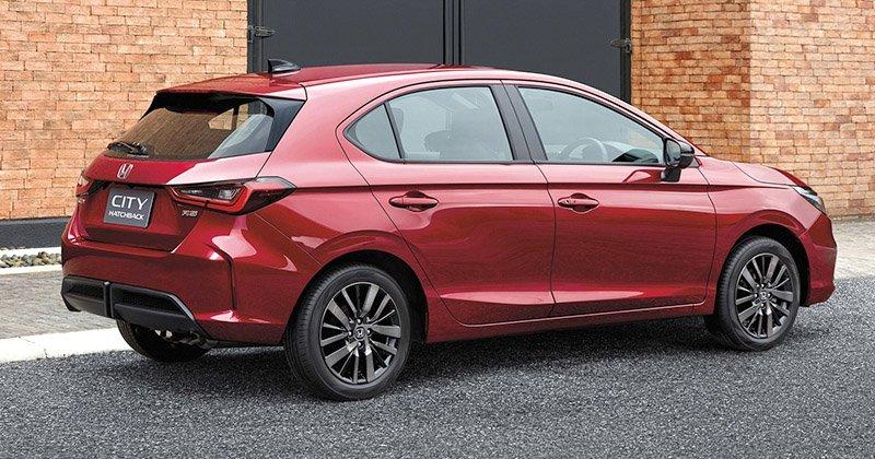 Honda City 2021 Hatchback thân quen nhưng mang đến cảm giác mới lạ.
