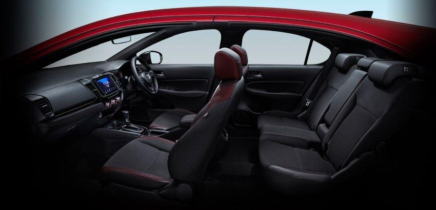 Honda City 2021 Hatchback hứa hẹn mang đến trải nghiệm lái tuyệt đỉnh.