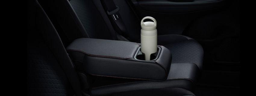 Honda City 2021 Hatchback chú trọng đến sự thoải mái của người dùng.