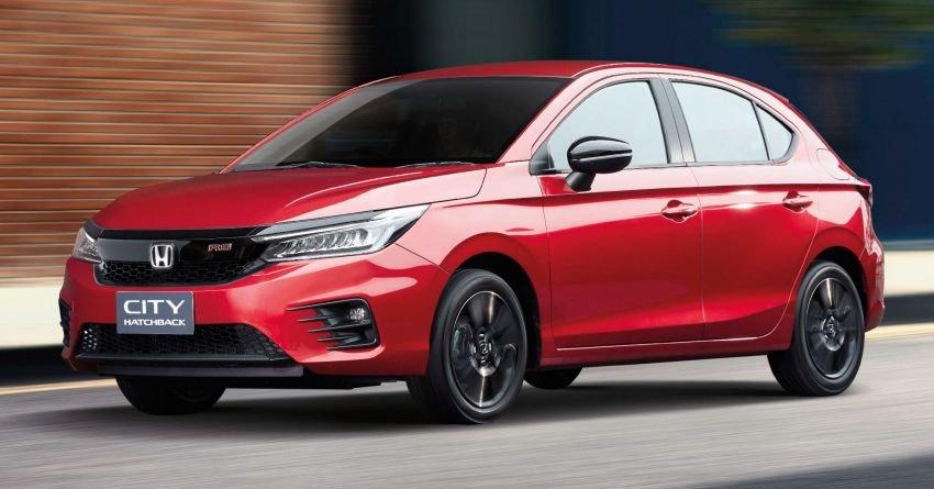 Honda City 2021 Hatchback chào hàng giá 459 triệu đồng