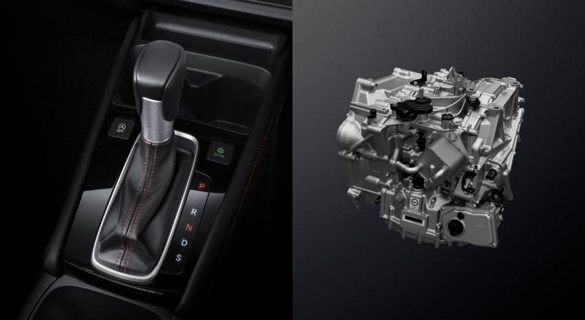 Honda City 2021 Hatchback đảm bảo sức mạnh vượt bậc cùng độ xử lý nhạy bén.
