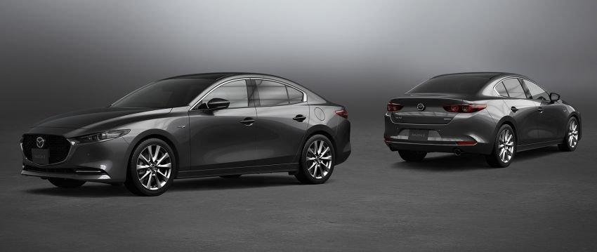 Mazda 3 2021 hứa hẹn mang đến trải nghiệm lái mạnh mẽ hơn.