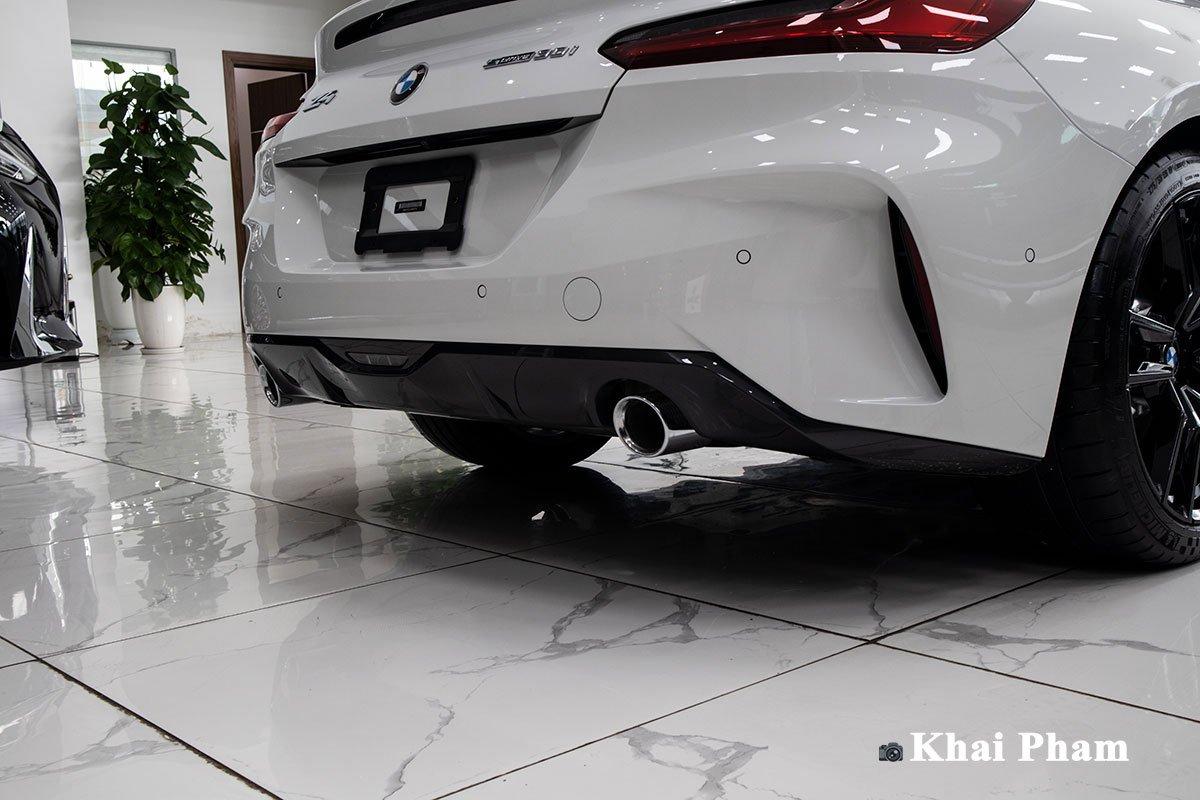 Ảnh Cản sau xe BMW Z4 2021